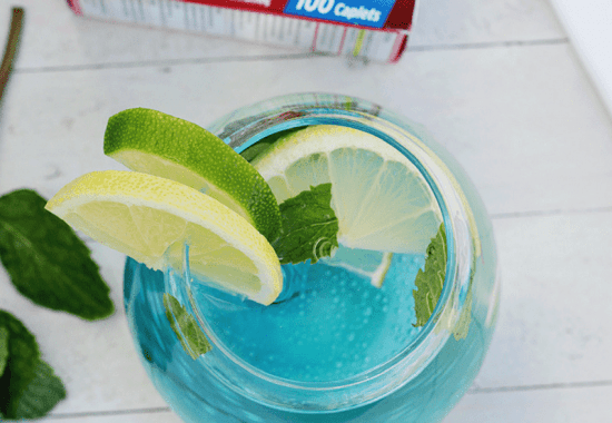 How to Create Citrus Mint Infused Water | Infused Water Recipes