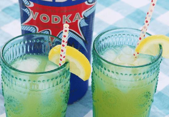 Lemon Vodka Punch | BabbleBoxx Garden and Grill