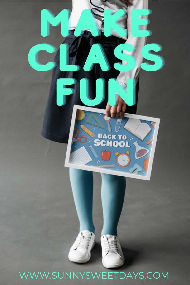 How To Make Your Class More Fun For Your Students