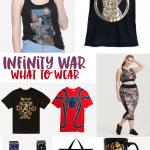 Marvel Studios' AVENGERS: INFINITY WAR Style