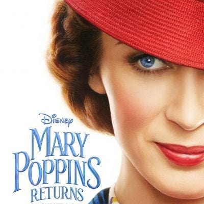 Mary Poppins Returns!