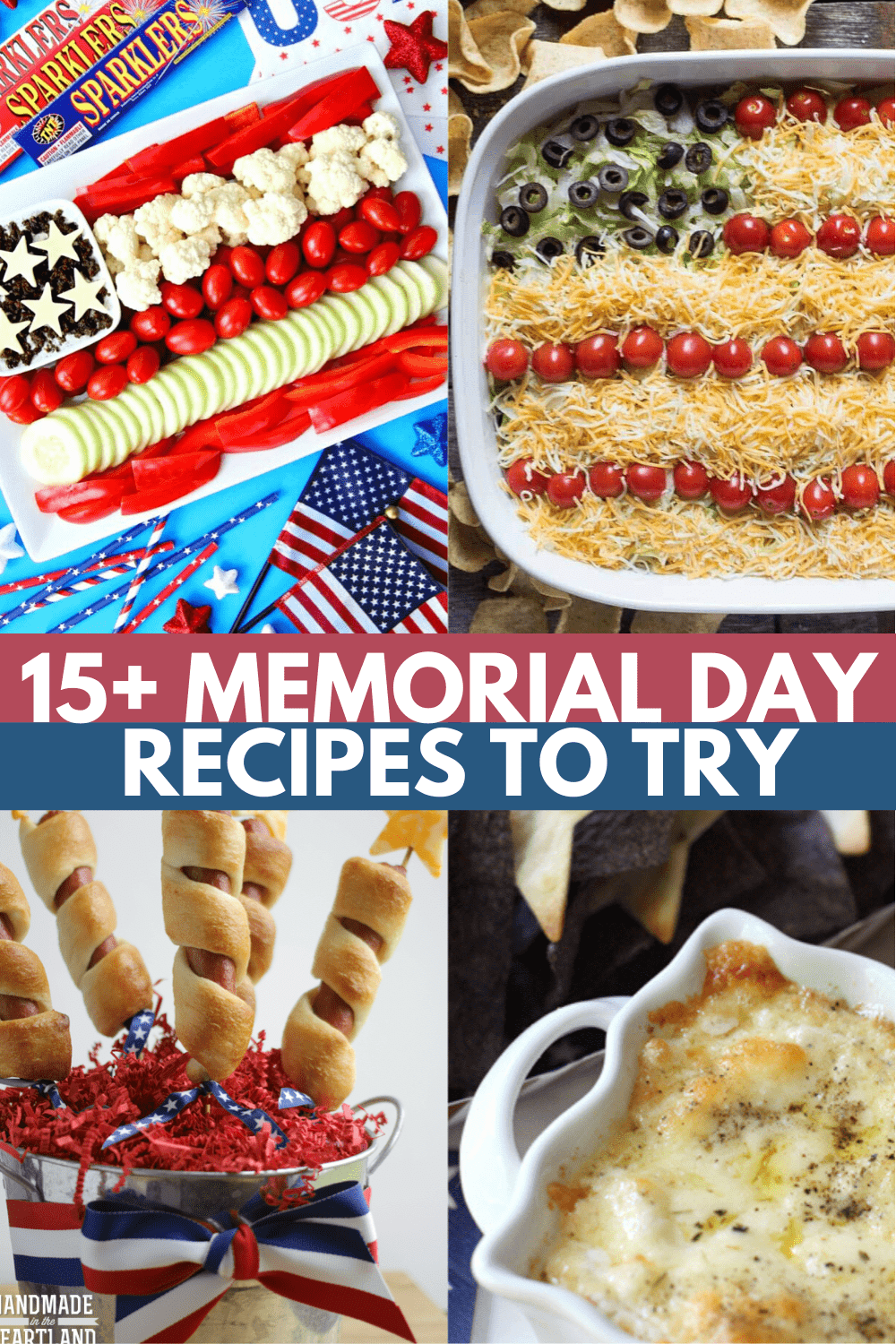 Delicious Memorial Day Recipes For You to Try!