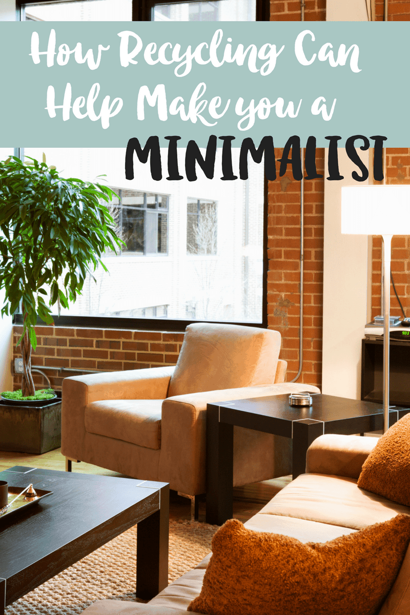How Recycling Can Help Make you a Minimalist
