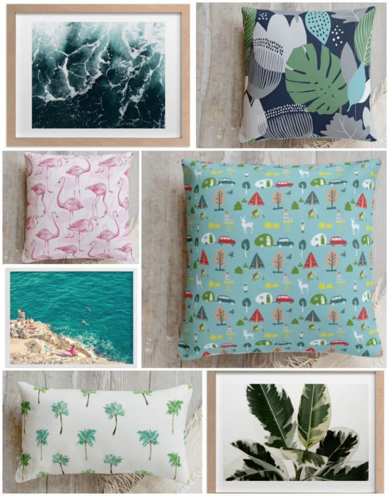 Minted Home Decor Ideas