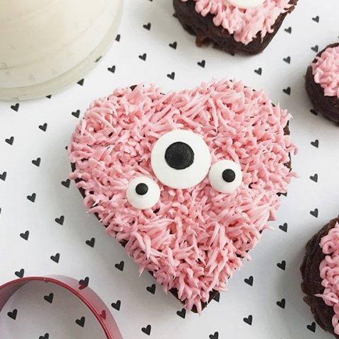 Easy Monster Brownies