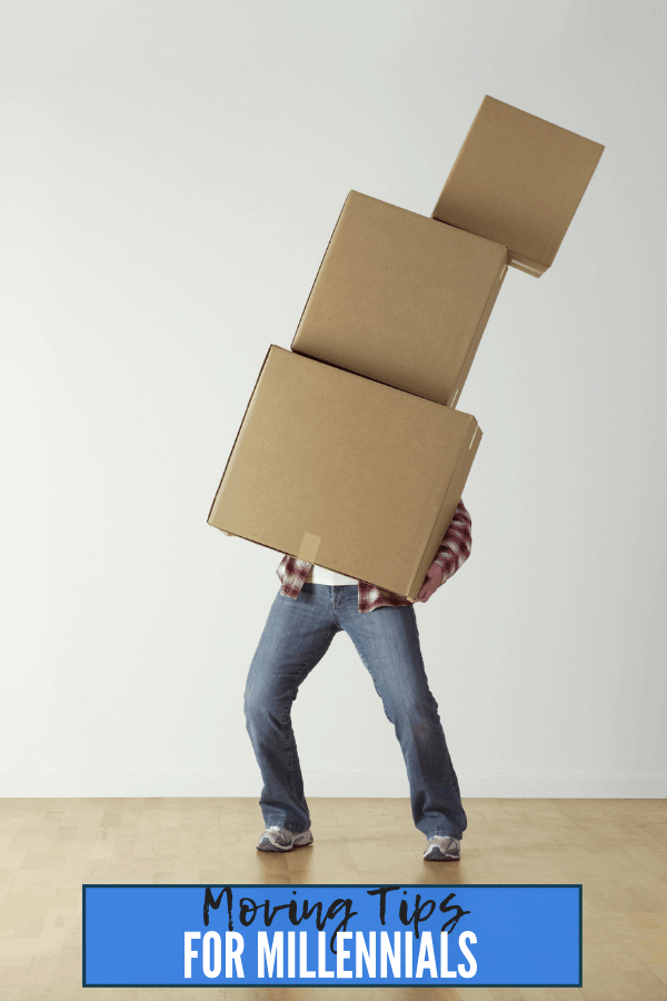 More Transient Millennials Lean on Professional Movers