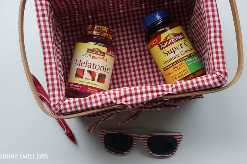NAture Made Gift Basket Ideas