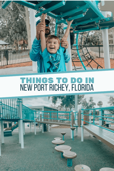 Sims Park: New Port Richey, Florida