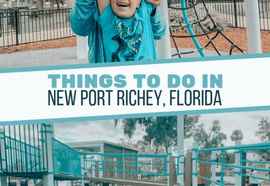 Sims Park: New Port Richey, Florida