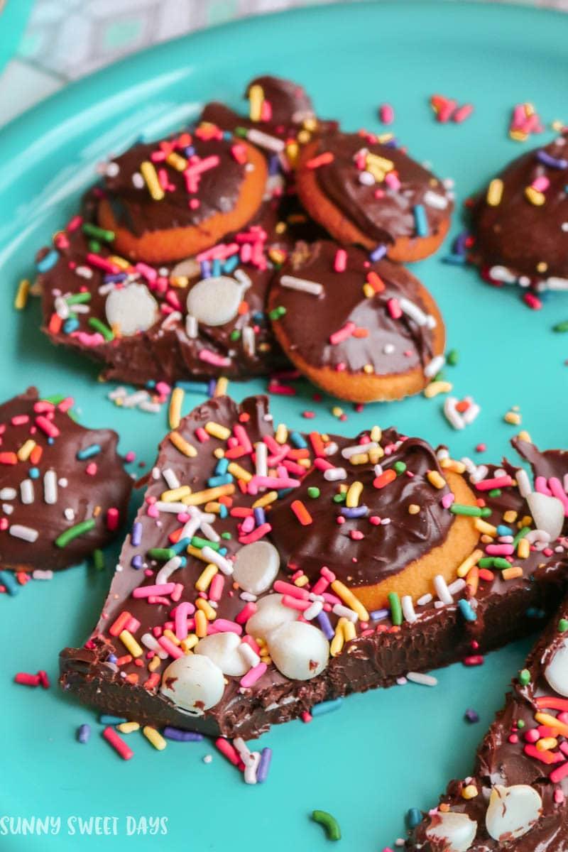 Nilla Candy Bark