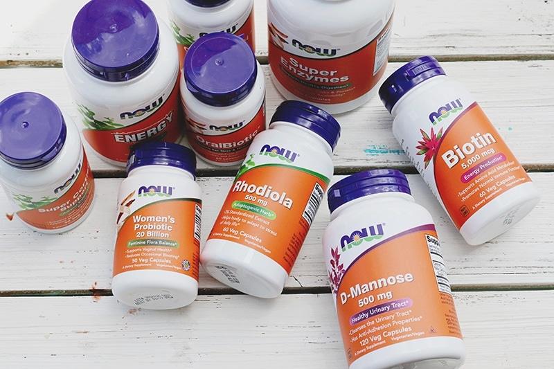 Now Vitamins