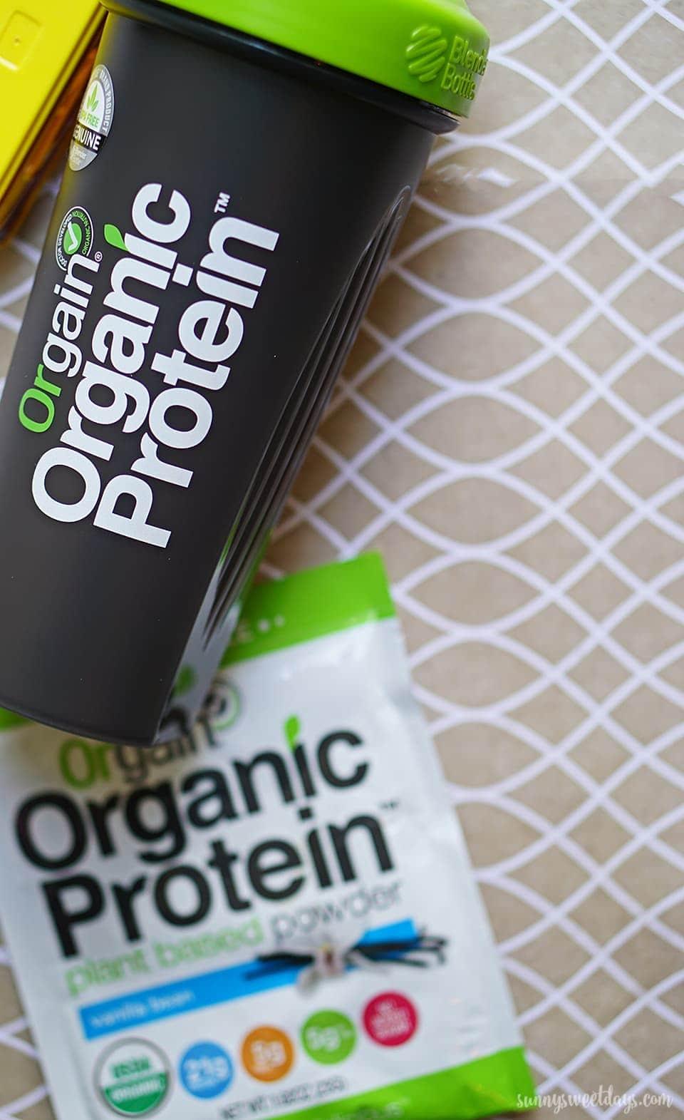 Orgain Protein Shake Mixer