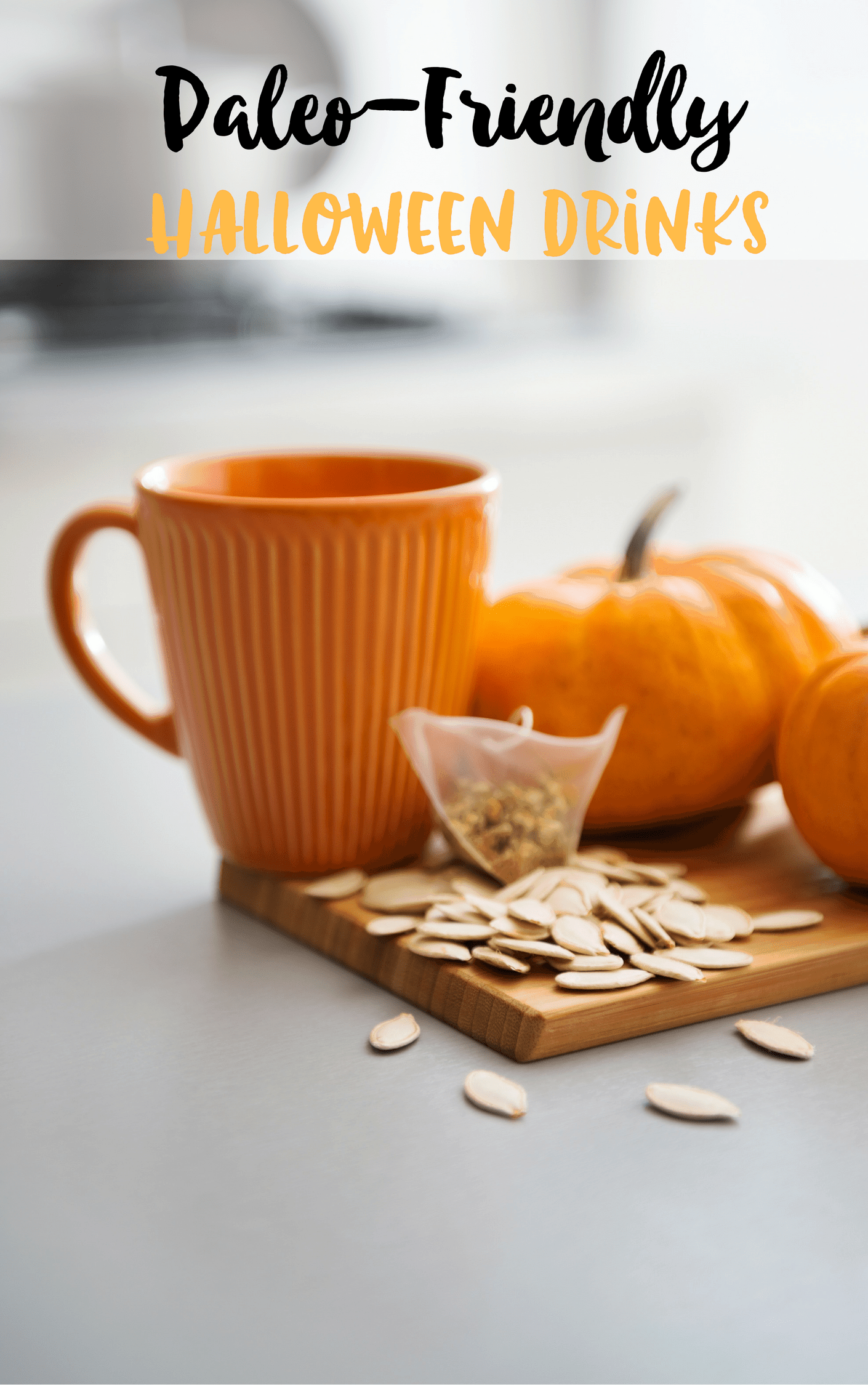 Paleo-Friendly Drinks for Halloween