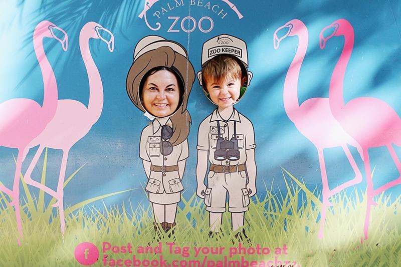 Palm beach Zoo Photos