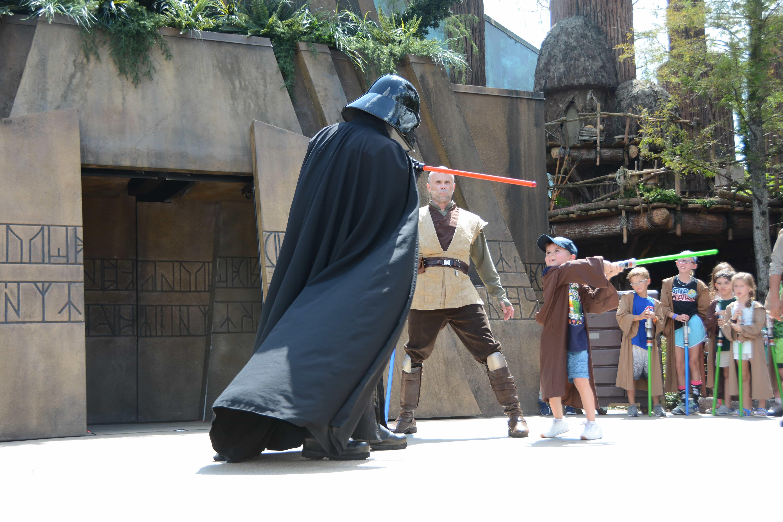 Star Wars Characters at Disney