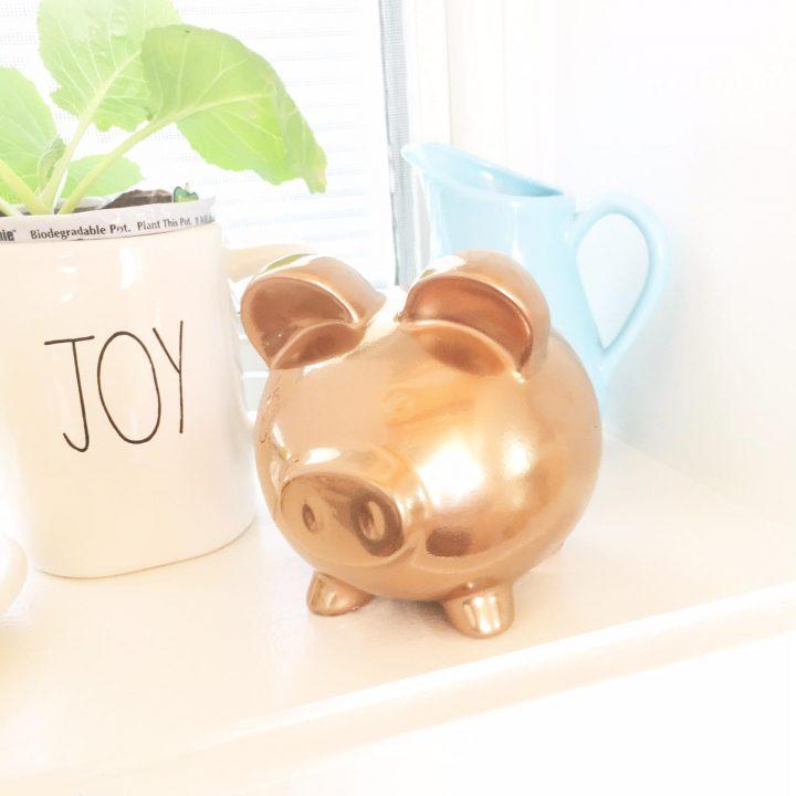 Piggy Bank DIY