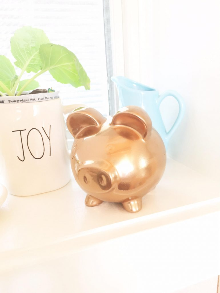 Piggy Bank DIY