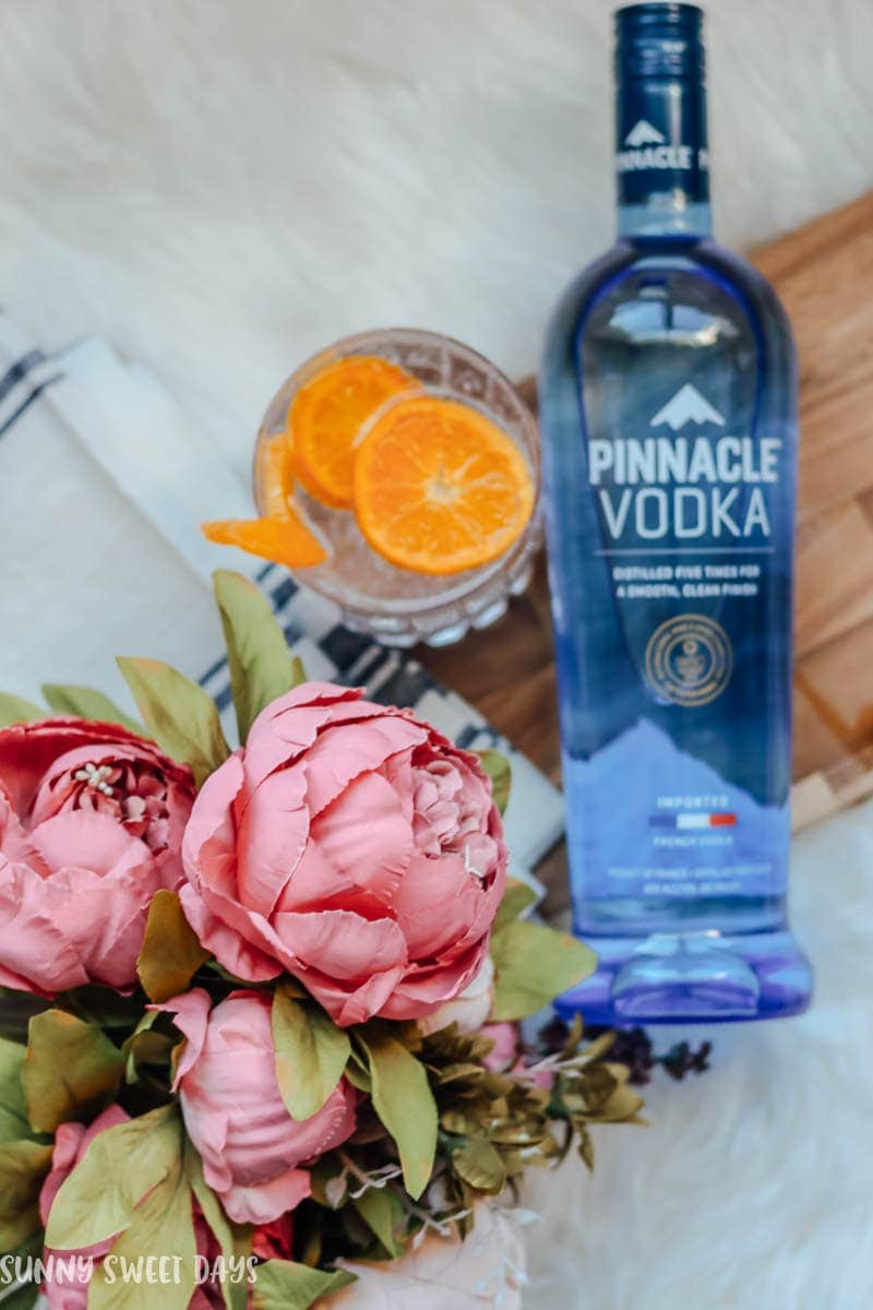 Pinnacle Vodka Cocktails