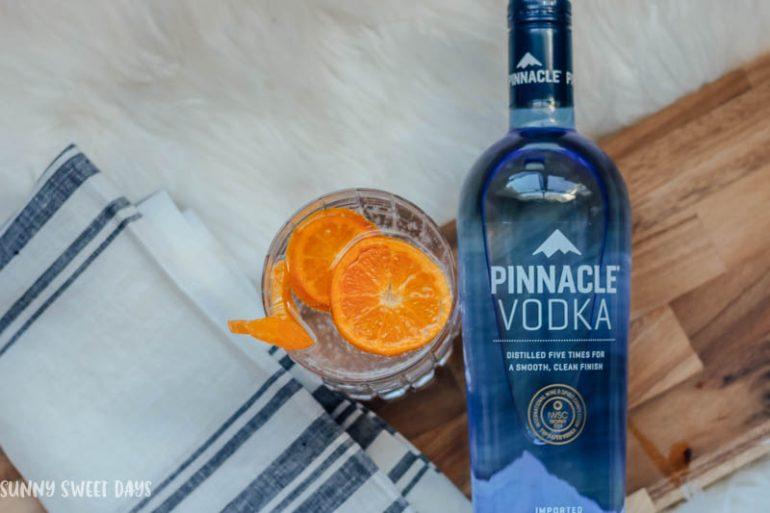 Pinnacle Vodka Cocktails