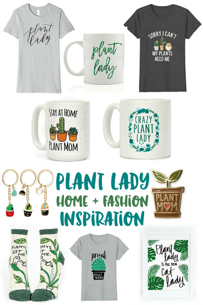 Plant Lady Home & Fashion Inspiration