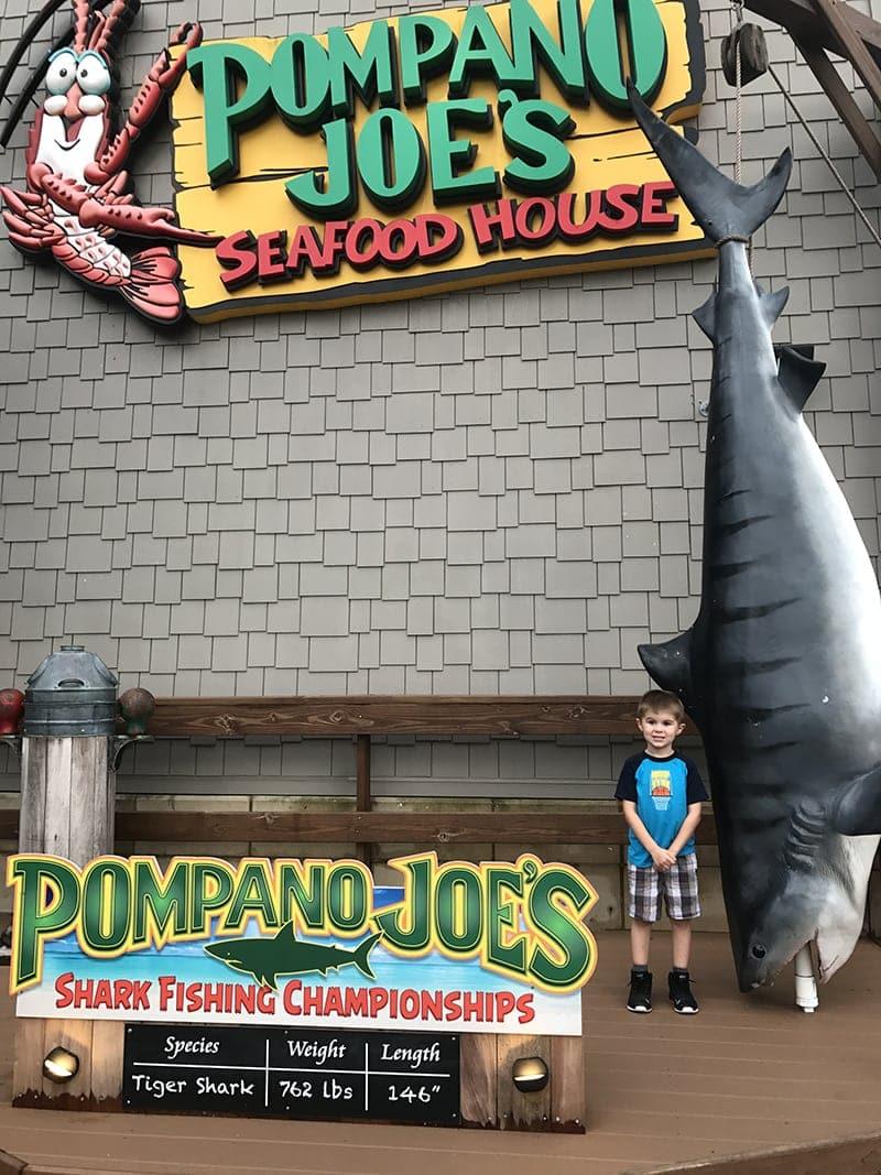 Pompano Joes Seafood