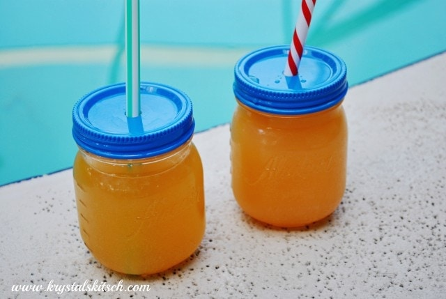Pool Party Mocktail