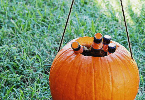 How to Make a Pumpkin Beer Cooler
