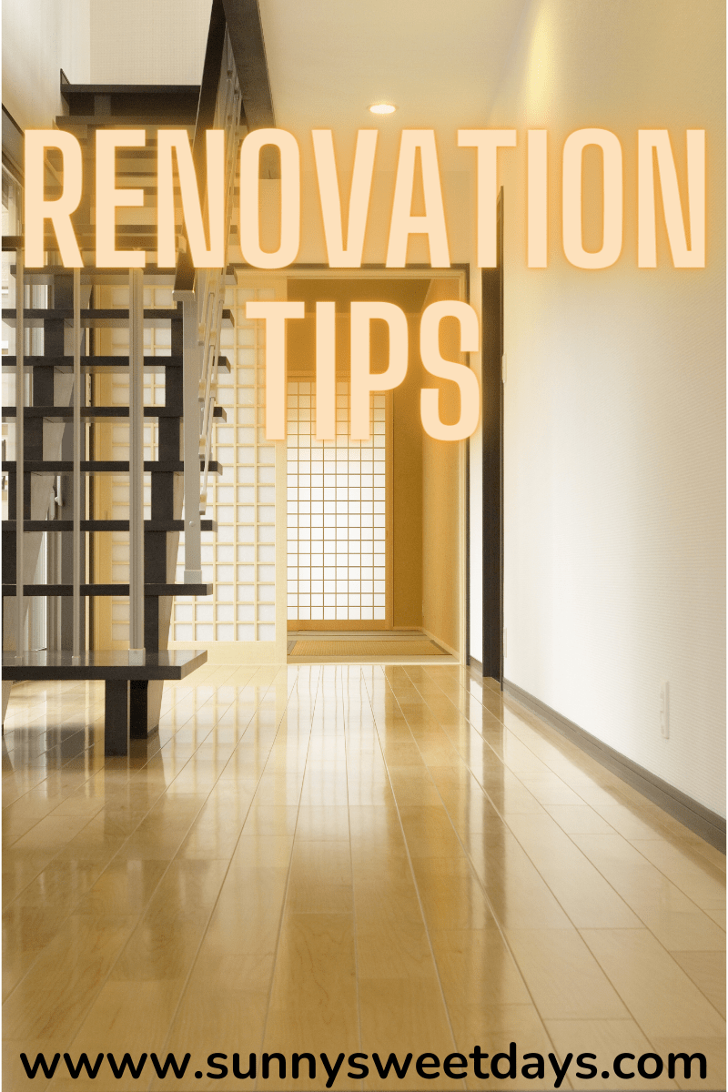 6 Renovation Tips To Give Your House A New Look
