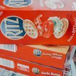 Get Snackin' With RITZ Crackers   Walmart Giveaway!