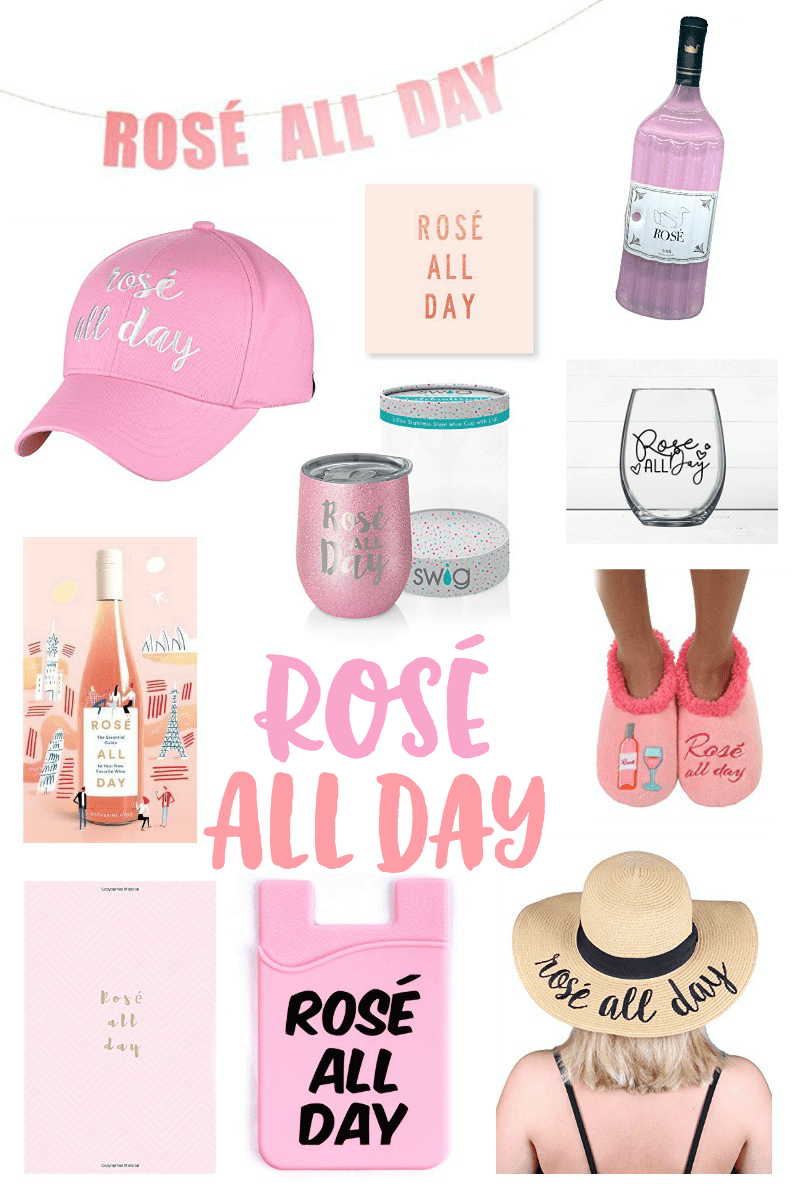 Rosé All Day: Top Rosé Finds on Amazon