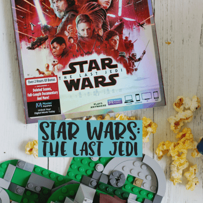 Our Thoughts on Star Wars: The Last Jedi (and our favorite Last Jedi LEGOs)