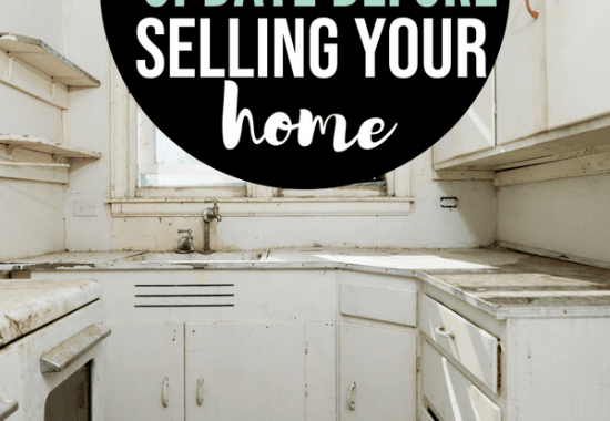 4 Spaces to Update Before Selling Your Home