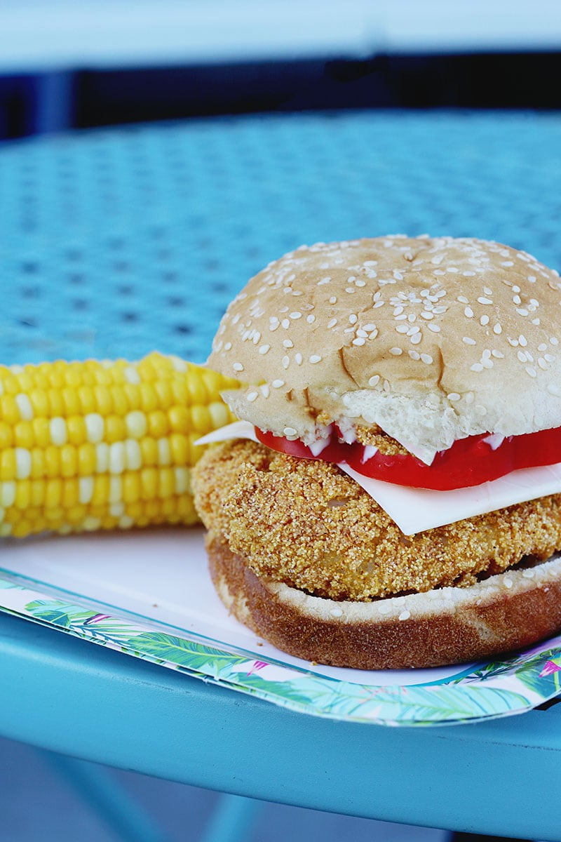 Fresh From Florida Fish Sandwich Recipe