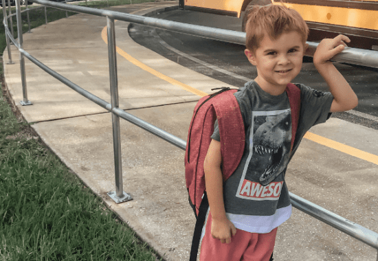 Back to School Tips: School Bus Safety
