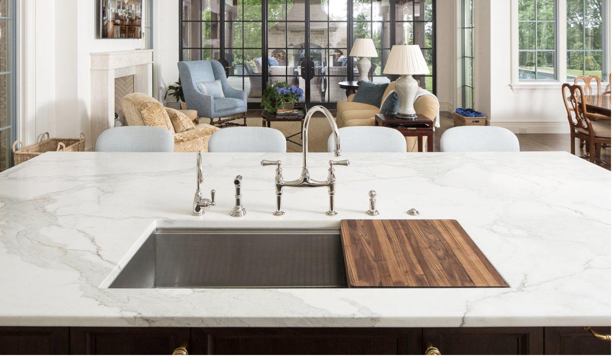 Trending Countertops You'll Want Right Now