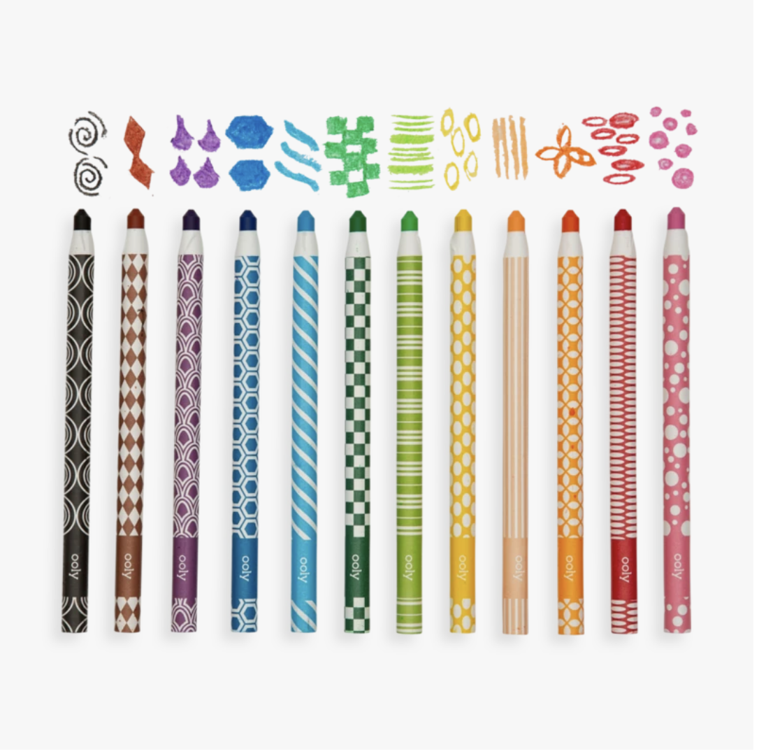 Crayon Crafting: Fun and Colorful Projects
