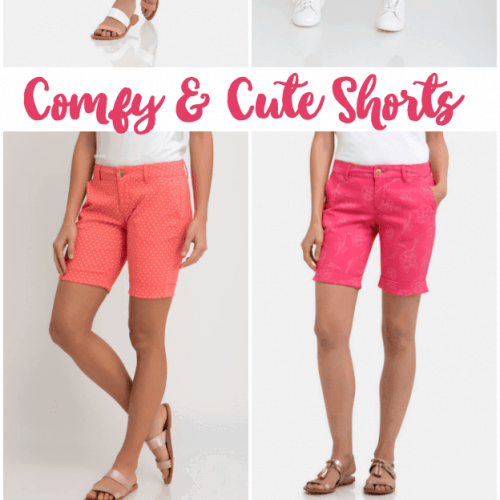 Shorts For Moms
