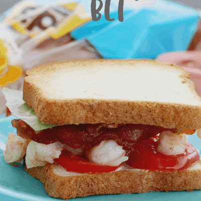 Shrimp BLT Recipe