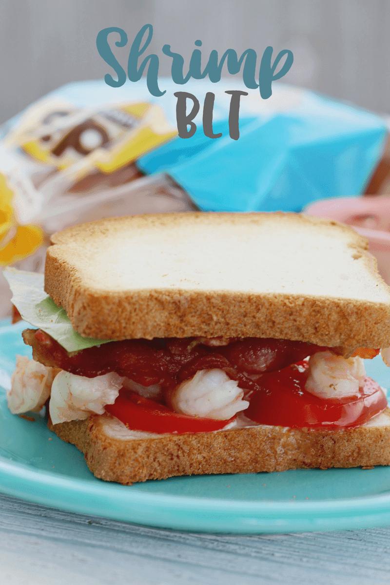 Shrimp BLT Recipe