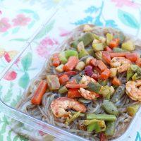 Garlic Shrimp Stir Fry Recipe