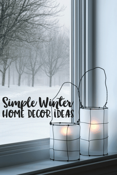 Simple Ways to Add Charm to Your Home this Winter