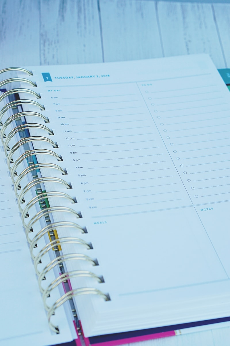 Simplifed Planner Review