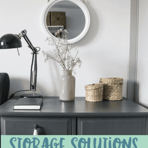 Small Spaces Storage