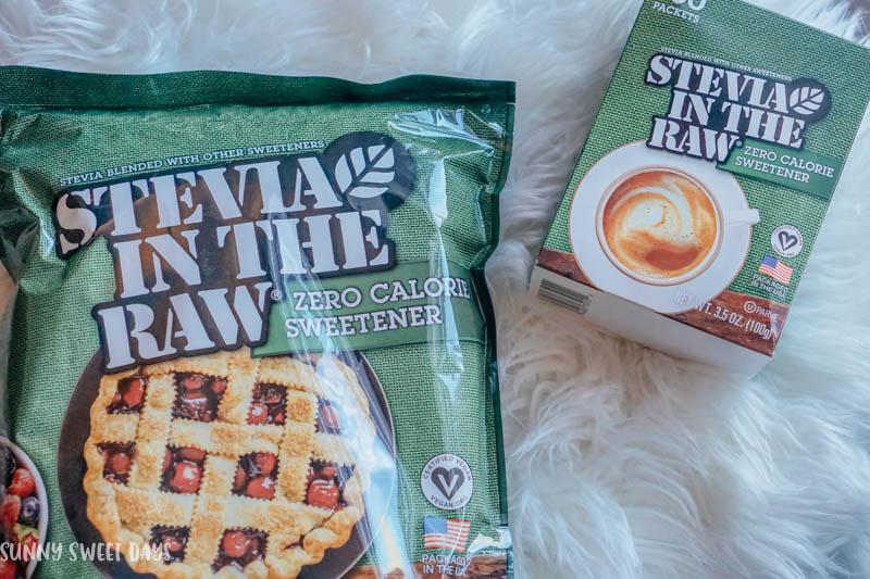 Stevia Egg Nog
