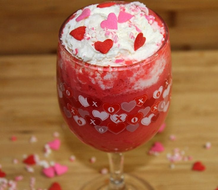Strawberry Creamsicle Cocktail And Mocktail