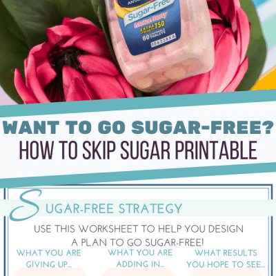 How to Make Simple Sugar-Free Swaps