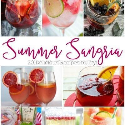 Summer Sangria Recipes: 20+ Recipes to Try