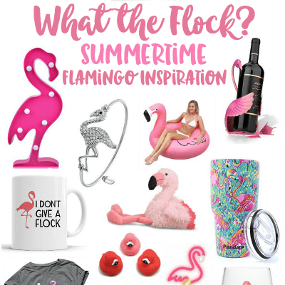 What the Flock? Summer Flamingo Party Ideas and Style Inspiration