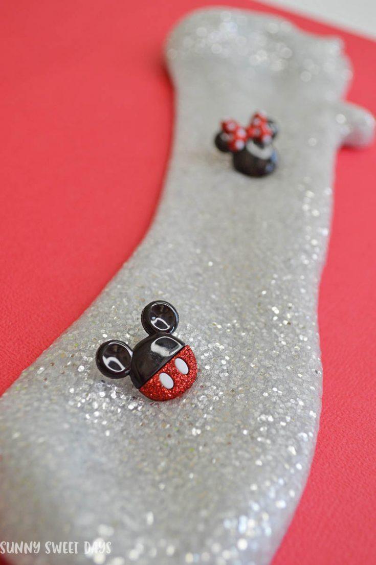 Make Mickey Mouse Slime