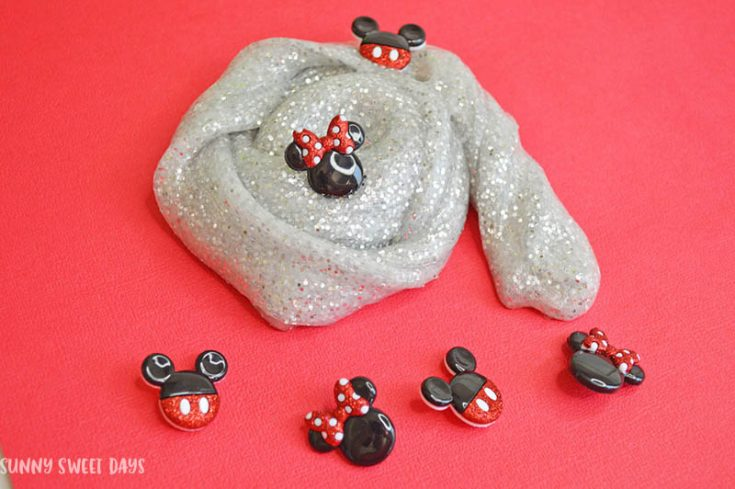 Mickey Mouse Slime